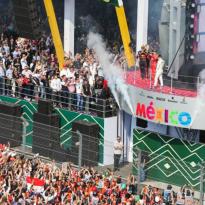 Perez bezorgd over voortbestaan Mexicaanse GP: 'Ik kan er niet veel aan doen'