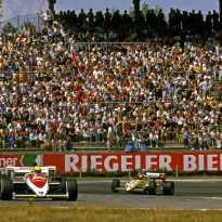 The Senna legend begins