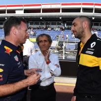 """Renault: """"Niemand heeft zulke verwachtingen als wij, regels in ons voordeel"""""""