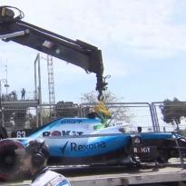 """Kubica: """"Williams wist tekort aan onderdelen te verbergen"""""""