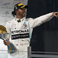 Hamilton admits 'Valtteri 2.0' had him rattled in 2019