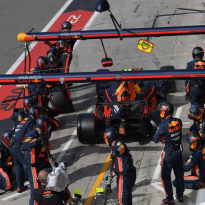 Red Bull Racing dichtbij titel na fantastische score in Mexico