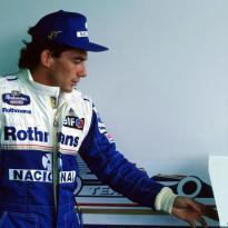 Ayrton Senna: F1 tributes icon 25 years on from Imola tragedy