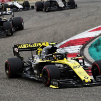 Renault suffer same failure for third race in a row