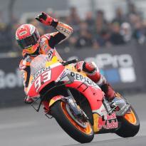 MotoGP (VIDÉOS) : Márquez remporte le GP de France