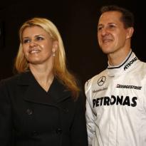Vrouw Schumacher reageert: 'We volgen Michaels wensen, hij is in de beste handen'