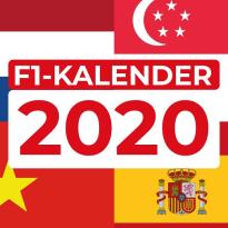 De historisch lange kalender van 2020 in beeld