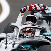 Hamilton : Agiter l'Union Jack à Silverstone, c'est le sommet