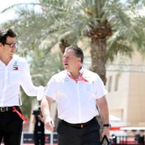 Mercedes risking McLaren becoming a rival - Wolff