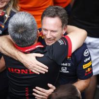 """Horner over Honda: """"Goede betrouwbaarheid, prestaties steeds beter"""""""