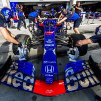 Daniil Kvyat: 'Canada interessante test voor Honda-motor'