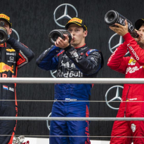 GPFans F1 Podcast #12 - Verstappen victorious, as Vettel and Kvyat get redemption and Mercedes fall apart