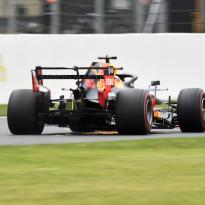 Les essais Pirelli marqué par l'accident de la Red Bull de Buemi