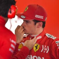Ferrari orders 'humiliating' for Leclerc - Brundle