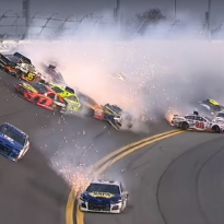 VIDEO: WOW! MEGA crash in Daytona 500!