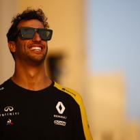 "Ricciardo: ""Testdagen met Renault nu 'normaler' dan vorig seizoen"""