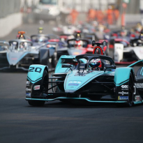 FORMULA E: Mexico E Prix: Mitch Evans claims victory as Mercedes crash out