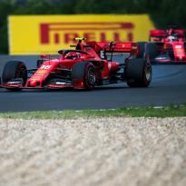 Ferrari regrette d'avoir négligé l'appui aérodynamique