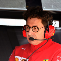 Binotto regrets 'missed opportunities' for Ferrari in 2019