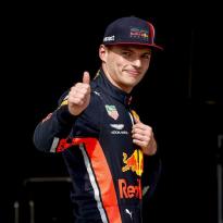 Verstappen doet het rustig aan: 'Ben meer als Vettel dan Hamilton'