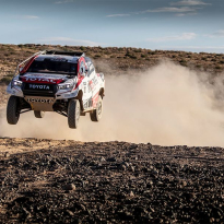 Alonso not ready to win Dakar Rally