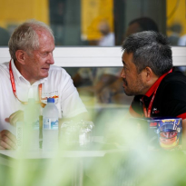 """Honda: """"Hadden al besloten niet te racen, zonder overleg met Red Bull"""""""