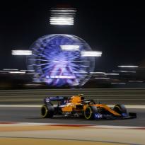 Norris admits overtaking hesitance in Bahrain