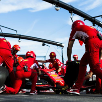Ferrari niet blij met behoud van 2019-banden: 'Geweldige kans gemist'