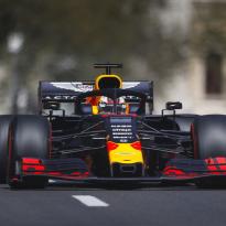 """Van Praag: """"Als Max de F1 in Bakoe rijdt, hoor je niemand"""""""