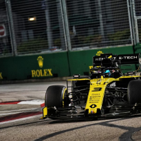 Ricciardo handed additional Singapore grid penalties