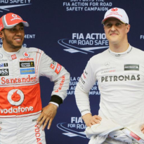 Hamilton was Mercedes' Plan B to replace Schumacher, former chief reveals