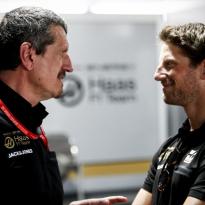 Haas: 'Volgende week hopelijk coureurskeuze bekend, gaat tussen deze twee'