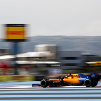 McLaren lock out third row, but baffled by own pace