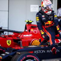 Verstappen: Red Bull out-developed by Ferrari