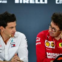 Opvallend: Mercedes trekt zich terug uit strijd rondom Ferrari-schikking