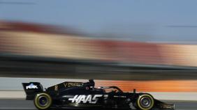 Race wagen Haas