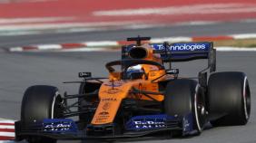 Race wagen McLaren