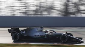 Race wagen Mercedes