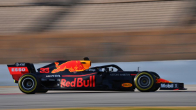 Race wagen Red Bull Racing