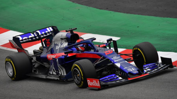 Like a horror movie with black comedy - Kvyat on Hockenheim 'rollercoaster'