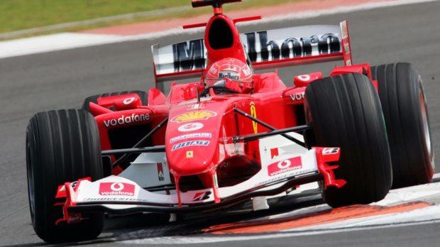 Mick Schumacher to drive father's F2004 at Hockenheim