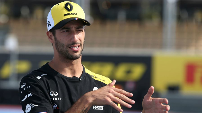 No regrets from Ricciardo on Red Bull exit