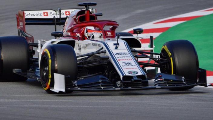 Raikkonen: Alfa Romeo standing a 'big mystery'