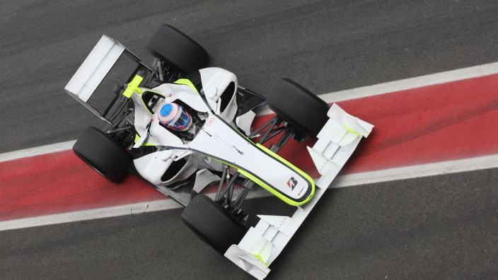 Button confirms Brawn outing at Silverstone
