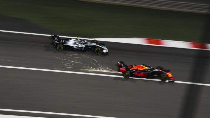 """Grosjean over tweede GP van Bahrein: """"Mercedes rijdt zo weer achter je"""""""