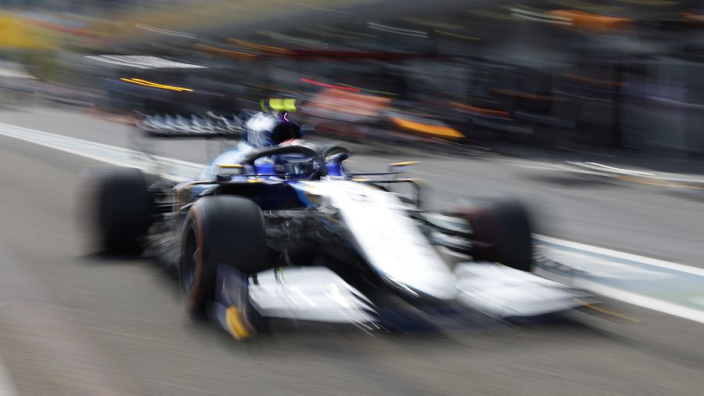 """Latifi - """"Ridiculous"""" to get penalty points after pit lane farce"""