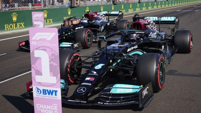 Mercedes verrast door eigen prestaties en vleugelkeuze Red Bull in Hongarije