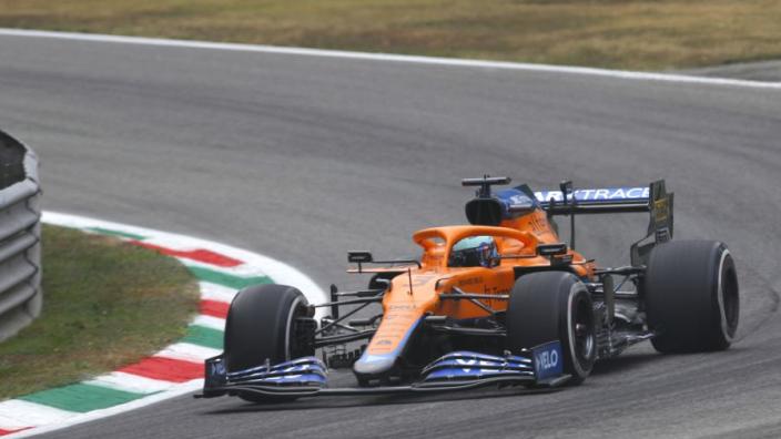 """Ricciardo verklaart zijn geweldige derde sector in Monza: """"Ja ik was boos, dat was pure rage"""""""