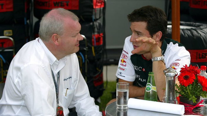 """Steiner pays tribute to """"pioneer"""" in former Ford boss Parry-Jones"""