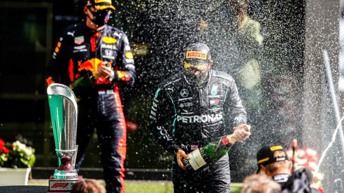 Five talking points from the Belgian Grand Prix